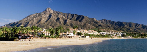 Comfortable car transfers from Malaga Airport to Marbella