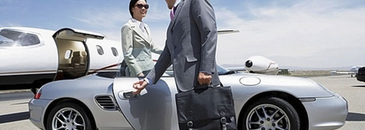 Chauffeur service with private pickup from Malaga Airport