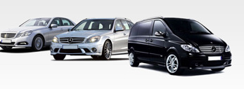 Different types of cars available for transfer in Costa del Sol