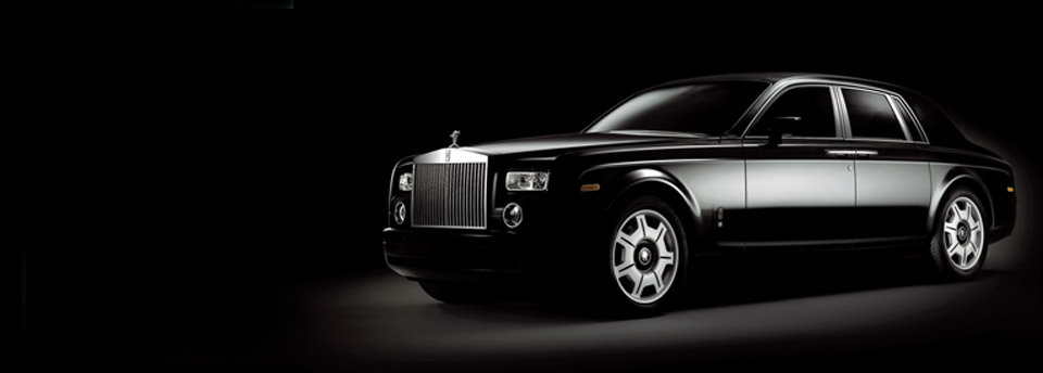 Rolls Royce luxury car available for transfer in Malaga area