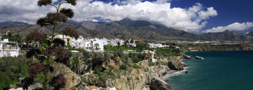 Transport to beaches of Nerja