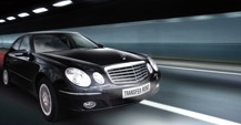 Luxury executive cars at disposal for transfer anywhere in the province of Malaga